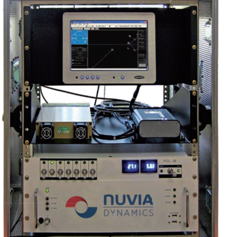 Picture of the IMPAC in Typical Rack Installation