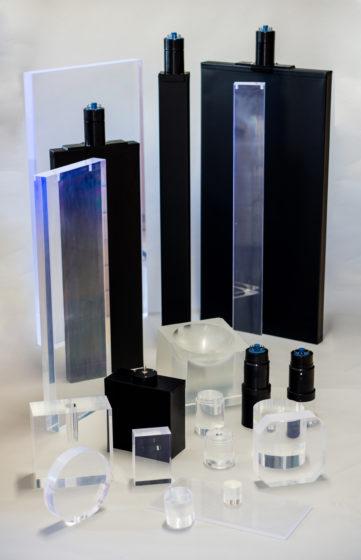 NuDET PLASTIC Plastic Scintillator Detectors