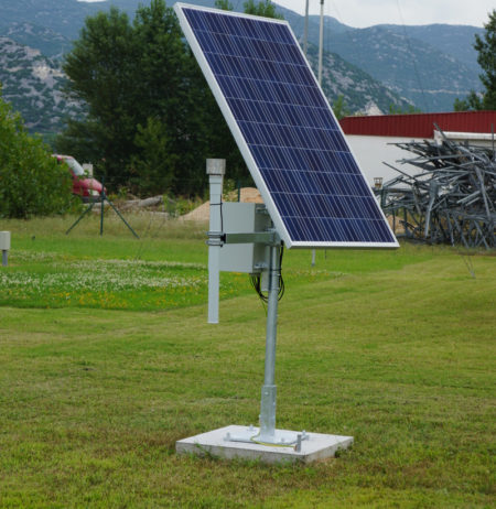 NuEM RAMS Environmental Radiometric Monitoring Station (HE0072) _ 2