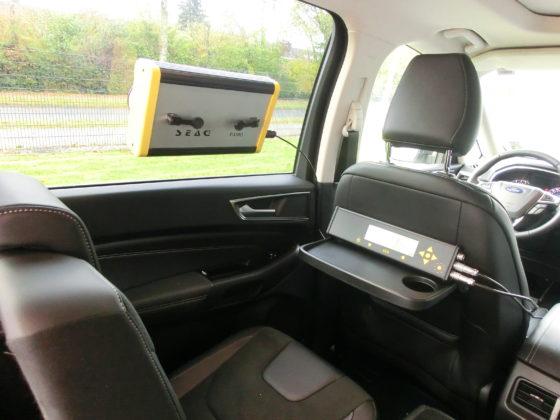Picture of the NuHLS FAMO car