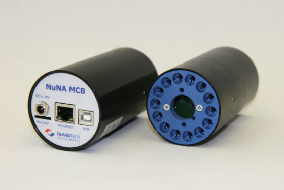 NuNA MCB Digital Multichannel Analyser