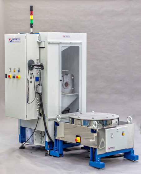 A compact gamma spectroscopy measuring system