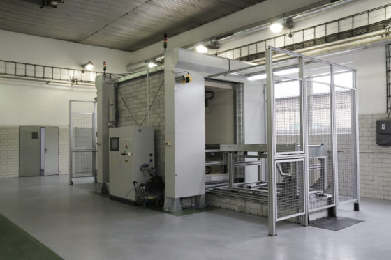 An advanced fully automated low level nuclear waste assay system