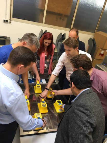 NUVIAInstruments product training Dulmen