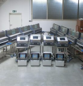 New factory acceptance of our Wipe test counters