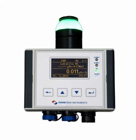 NuRMS MSU Measuring And Signalling Unit