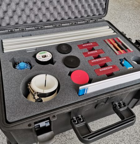 NuLAB EDUCATION KIT Basic Detectors And Analysers For Training And Education