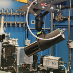 Development of a special probe for ELI Beamlines